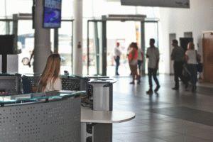 Corem Service - saubere IT - Empfangsbereich - Ihre Visitenkarte