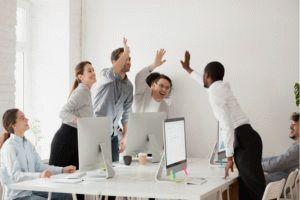 Corem Service - saubere IT- motivierte Mitarbeiter