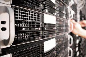 Corem Service - saubere IT- Serverraum - Sicherer Betrieb