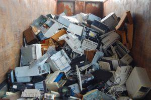Elektronikschrott-Entsorgung