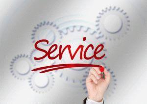 Zusatzleistungen Service