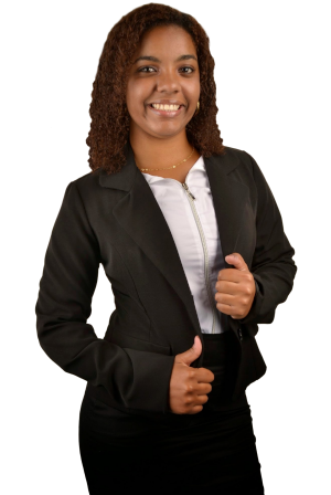 Jobs - Business Frau in Anzug