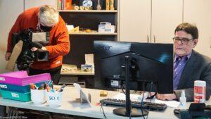 ORF Dreharbeiten corem SERVICE