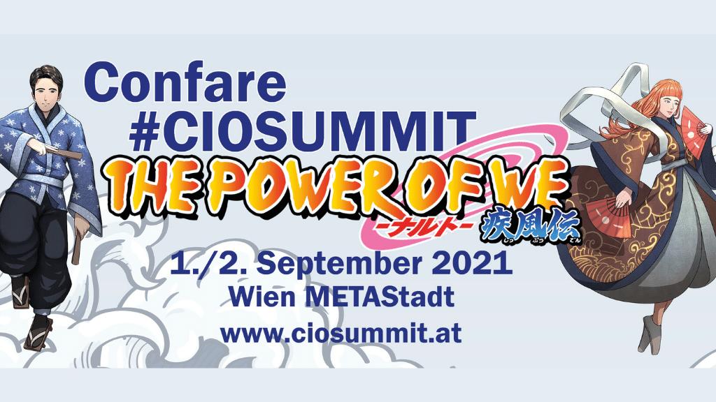 Confare CIO-Summit 2021